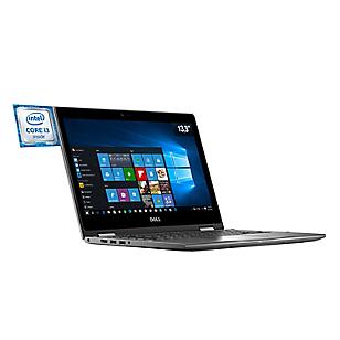 Dell Notebook i3-6100U 4GB 500GB W10 13.3''
