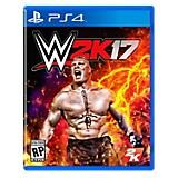 Videojuego PS4 WWE 2K17