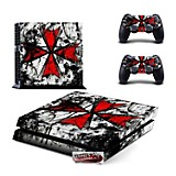 Skin para PS4 Slim Red Cross