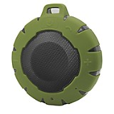 Parlante Bluetooth Flotante Redondo Verde