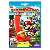 Paper Mario Color Splash para Wii U