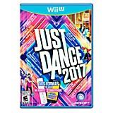 Juego Just Dance 2017 Wii U
