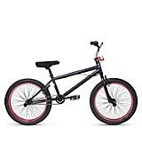 Bicicleta 20 Spine 1v Negro Rojo