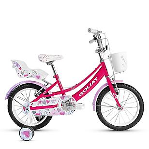 Bicicleta 16 Chami 1v Fucsia