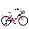Bicicleta Barbie Negro