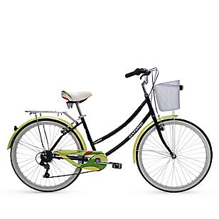 Bicicleta 26 Cyclotour 6v S Negro