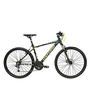 Bicicleta 27.5 Merak1 18v M Negro amarillo