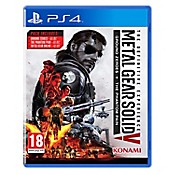 Videojuego PS4 Metal Gear V: The Definitive Experience