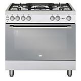 Cocina 5 Hornillas GG15126DX Silver