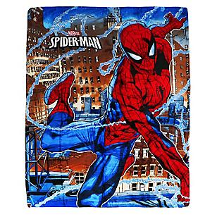 Spider-Man Manta Flannel Spiderman 125 x 150 cm