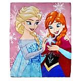 Manta Flannel Frozen 125 x 150 cm