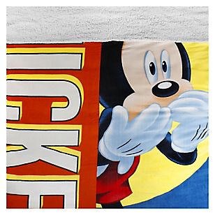 Mickey Mantas Mircrofleece Mickey 160 x 230 cm