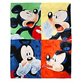 Mickey Manta Flannel  Mickey 125 x 150 cm