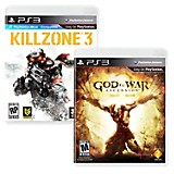 Pack Killzone 3 + God Of War Collection para PS3