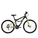 Bicicleta 27 Sierra 18v Dsusp Negro Amarillo
