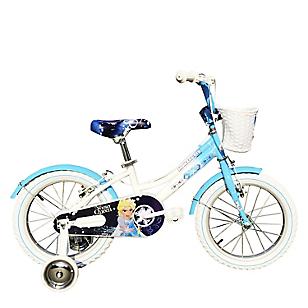 Bicicleta Niña Frozen Winter