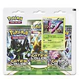 Pokémon Threebooster Blister Fates Collide
