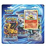 Pokémon 3P Blister XY Evolution