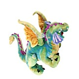 Dragón de Peluche