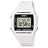 Reloj Unisex Digital Resina Blanco