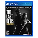 Juego The Last of Us para PS4