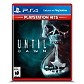 Juego Until Dawn para PS4