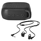 Kit Parlante 300 Bluetooth+ Audífono Negro