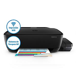 HP Impresora Multifuncional GT 5820 Wifi