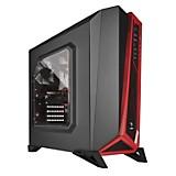 CPU Intel Core i3 8 GB 1 TB Negro/Rojo