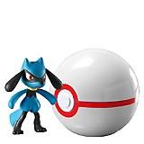 Figura Clip N Carry Poke Ball