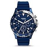 Reloj Hombre Análogo Azul