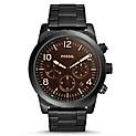 Reloj Hombre Análogo Negro