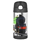 Botella Termo 355 ml Tren