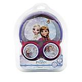 Headphones Frozen Elsa