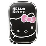 Estuche para Cámara Hello Kitty Negro