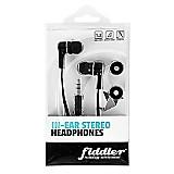 Audífono FD-003FB Stereo Negro