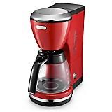 Cafetera ICMO210.R Filtro Icona Clas Rojo