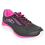 Zapatillas Fluence Negro Pink