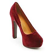 Zapatos Reina Velvet BU