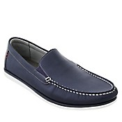 Zapatos Bob Portland Navy Lth