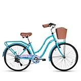 Bicicleta de Mujer City Petite Talla S 24