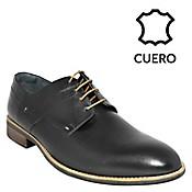 Zapato Napa Milano Negro