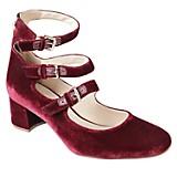 Zapatos Cukiblo Bordeux