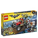 Set Lego Batman Reptil Todoterreno Killer croc