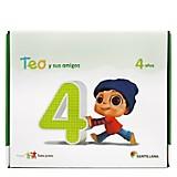 Teo y sus Amigos 4 Años