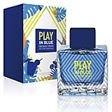 Fragancia Play In Blue Seduction Edt 100 ml