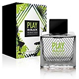 Fragancia Play Seduction In Black Edt 100 ml