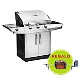 Parrilla a Gas 463270912-V 3 Hornillas