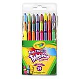 24 Crayones Mini Twistable