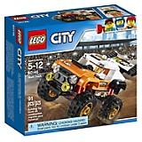 Set Lego City Camión acrobático